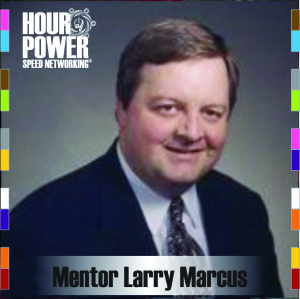 Lead Mentor Larry Marcus